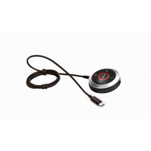 Jabra LINK contrôleur USB-C pour Jabra Evolve 80 MS (certifié Microsoft)