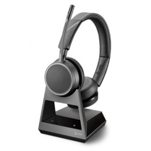 VOYAGER 4220 OFFICE,2-WAY BASE,USB-A CABLE,EMEA