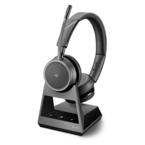VOYAGER 4220 OFFICE,2-WAY BASE,MS TEAMS,USB-A CABLE,EMEA