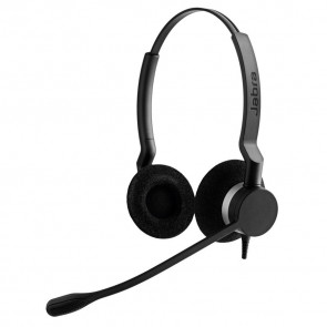 Jabra BIZ™ 2300 Duo Type: 82 E-STD. Antibruit.  Perche Micro Flex 360