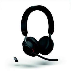 Jabra Evolve2 65. Link380a MS Stereo Black