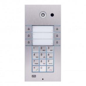 2N® Helios IP Vario 3x2 boutons + clavier