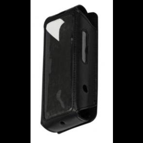 Combiné 8262 DECT. étui vertical avec clip ceinture pivotant et protection