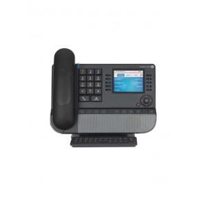 8068s FR Premium Deskphone BT gris lune. écran couleur. 3.5 po. 320x240. combiné