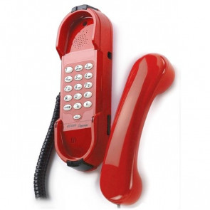 HD2000 URGENCE CLAVIER  ROUGE