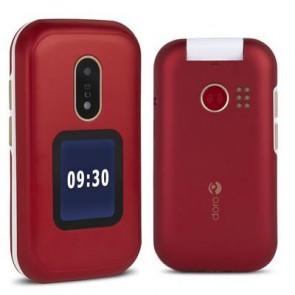 Doro 6060 Rouge /Blanc