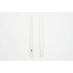 Pack de 2 antennes LTE externes blanches pour LTE3302. LTE3316 et LTE5366