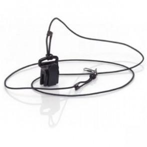 Chaîne de sécurité anti-chute 80cm pour mobiles DECT & mobiles Ascom Myco