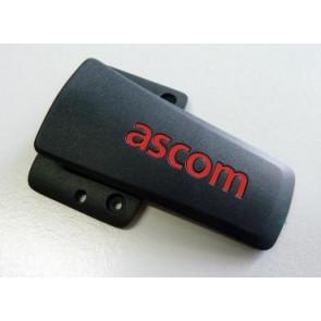 """Pince, clip attache pour mobile DECT DH7 """"d63"""" noire"""