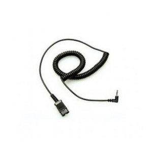 Cordon Jack 2.5 mm standard / Quick Disconnect pour postes CISCO SPA. Panasonic.