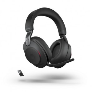 Jabra Evolve2 85. Link380a UC Stereo Black