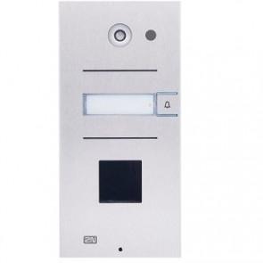 2N® Helios IP Vario - 1 bouton & la caméra