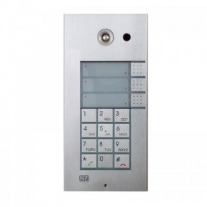 2N® Helios IP Vario 3 boutons + clavier + caméra