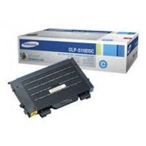 Toner cyan Samsung CLP-510D5C 5000p