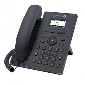 H2P DeskPhone - Entry-level SIP phone with high quality audio. 2.3'' black and