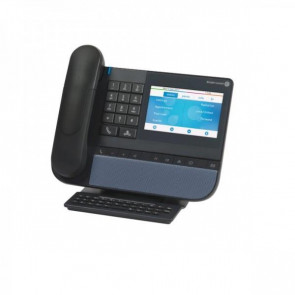 8078s FR Premium Deskphone BT gris lune. écran couleur tactile. 5 po. 800x480.