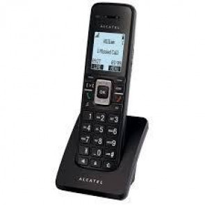 ALCATEL IP15 : Combiné additionnel DECT Noir