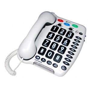 Téléphone Filaire AMPLIPOWER 40 BLANC