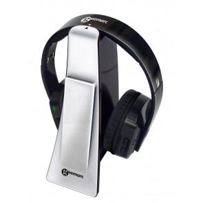 Casque TV / Musique Technologie HF/Bluetooth CL7400     SILVER-NOIR