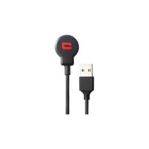 X-CABLE -Câble de chargement / données - USB (M) pour magnétique - 1 m - noir
