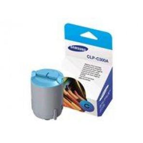 Toner CYAN pour imprimante Samsung CLP 300 / 300N (CLPC300A/ELS)
