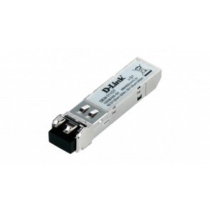 Transceiveur mini-Gbic fibre multimode SFP LC 1000Base-SX (550m)