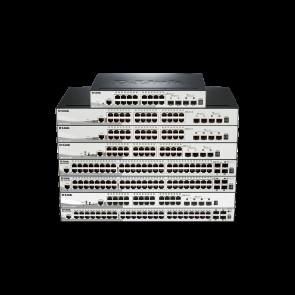 SmartPro 48 ports Gigabit PoE + 4 ports 10 Giga SFP+ - Budget PoE 370w  (740w