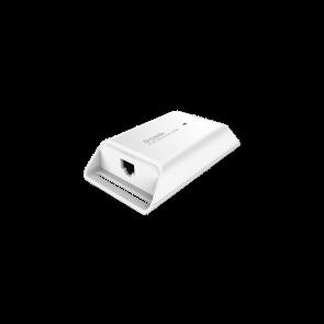 Injecteur 1 Port Gigabit PoE 802.3/3u/3ab - 10/100/100BASE-T - 802.3at et
