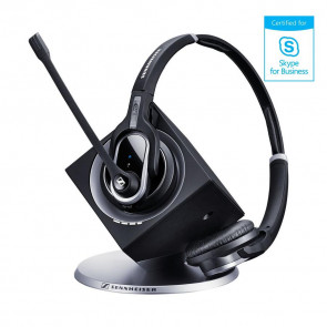 DW Pro 2 USB ML / micro-casque sans fil DECT binaural - micro anti-bruit - PC /