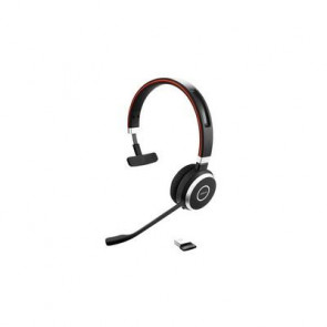 Jabra EVOLVE 65 UC Mono USB. Micro Antibruit. fonction Bluetooth. Connexion USB