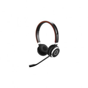 Jabra EVOLVE 65 UC Duo USB. Micro Antibruit. fonction Bluetooth. Connexion USB