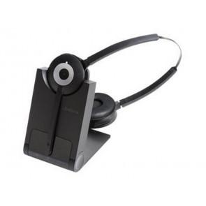 Jabra PRO™ 930 MS Duo. DECT. Connexion PC via USB. Antibruit. 120 mètres de
