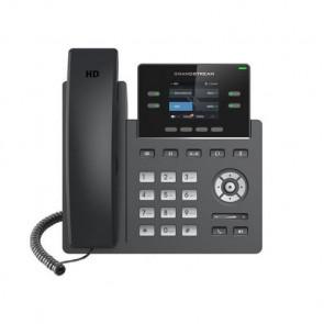 Téléphone IP GRP2612W couleur audio HD Wifi