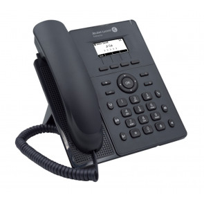 H2 DeskPhone - Entry-level SIP phone with high quality audio. 2.3'' black and