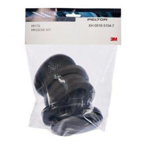 Kit d'hygiène pour casque antibruit MT H79 (mousse et coussinets de remplacement