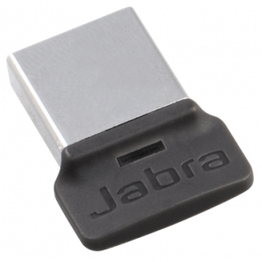 Jabra Link 370 MS Plug &Play Bluetooth mini Adaptateur USB pour PC (Pour Evolve
