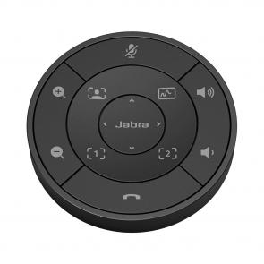 Télécommande sans fil pour le son noir jabra panacast 50