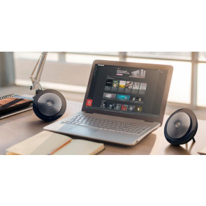 Jabra SPEAK™ 710 Microsoft Audioconférence USB & Bluetooth plus Bundle LINK 370