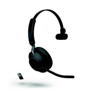 Jabra Evolve2 65. Link380a MS Mono Black