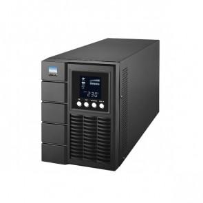 Onduleur ON LINE MONOPHASE DOUBLE CONVERSION  1000VA/800W IEC C13*4