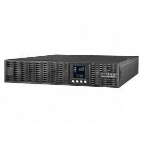 Onduleur ON LINE MONOPHASE DOUBLE CONVERSION   1000VA / 900W RACK / TOUR