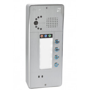 PORTIER SECURACCESS PMR IP CAM 4BT ALU