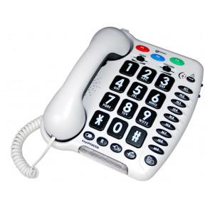 Téléphone Filaire AMPLIPOWER 50 BLANC