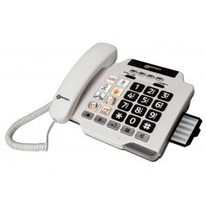Téléphone Filaire PHOTOPHONE 100 BLANC