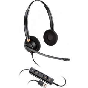 EncorePro HW525 Binaural Micro antibruit – Coussinet confort – Ultra léger – Son