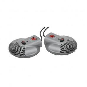 Pack de 2 micros pour Polycom SoundStation DUO et CX3000