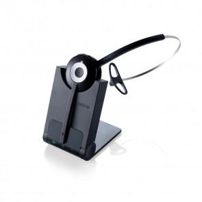 Jabra PRO™ 930 MS Mono. DECT. Connexion PC via USB. Antibruit. 120 mètres de