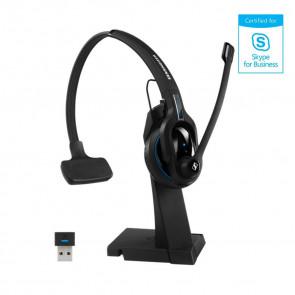 MB PRO 1 UC ML / micro-casque Bluetooth monaural avec support de charge USB et