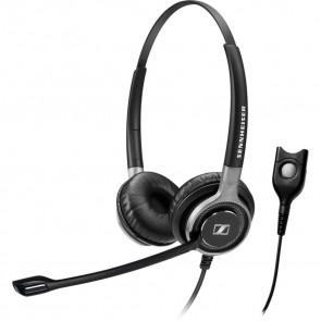 SC 668 / micro-casque filaire performance large bande double écouteur . micro