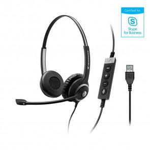 SC 260 USB MS II   / micro-casque filaire optimisé Microsoft.nouvelle